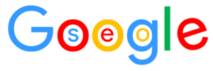 Wort Google mit SEO